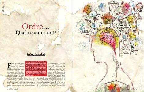 Ordre... quel maudit mot | par Rodney Saint-Éloi