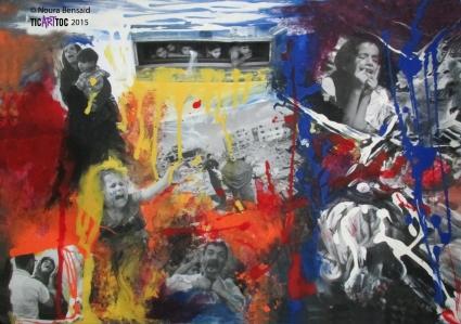 Découvrez l'univers de Noura Bensaid : facebook.com/noura.bensaid1