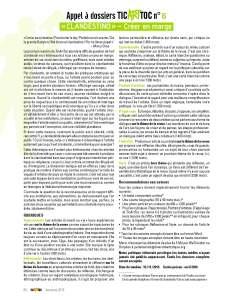 TicArtToc-6 Appel à contribution