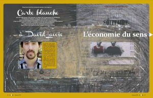 carte blanche david lavoie